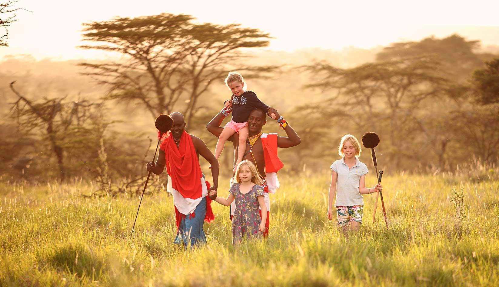 family tanzania safari and zanzibar