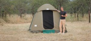 tanzania budget camping 4 days