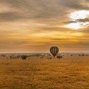 Balloon Serengeti Safari