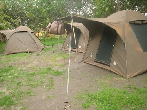 6 Day camping safari Tanzania