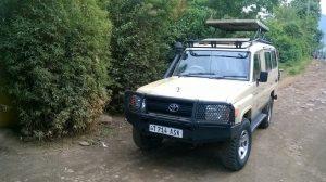 tanzania safaris cars