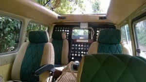 Tanzania safari cars