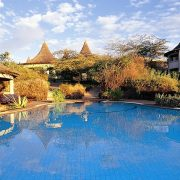 Lake Manyara Serena Swimming Pool