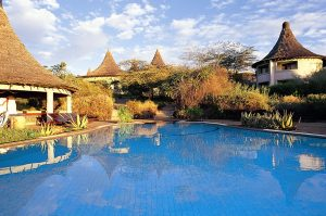 Lake Manyara Serena Swimming Pool