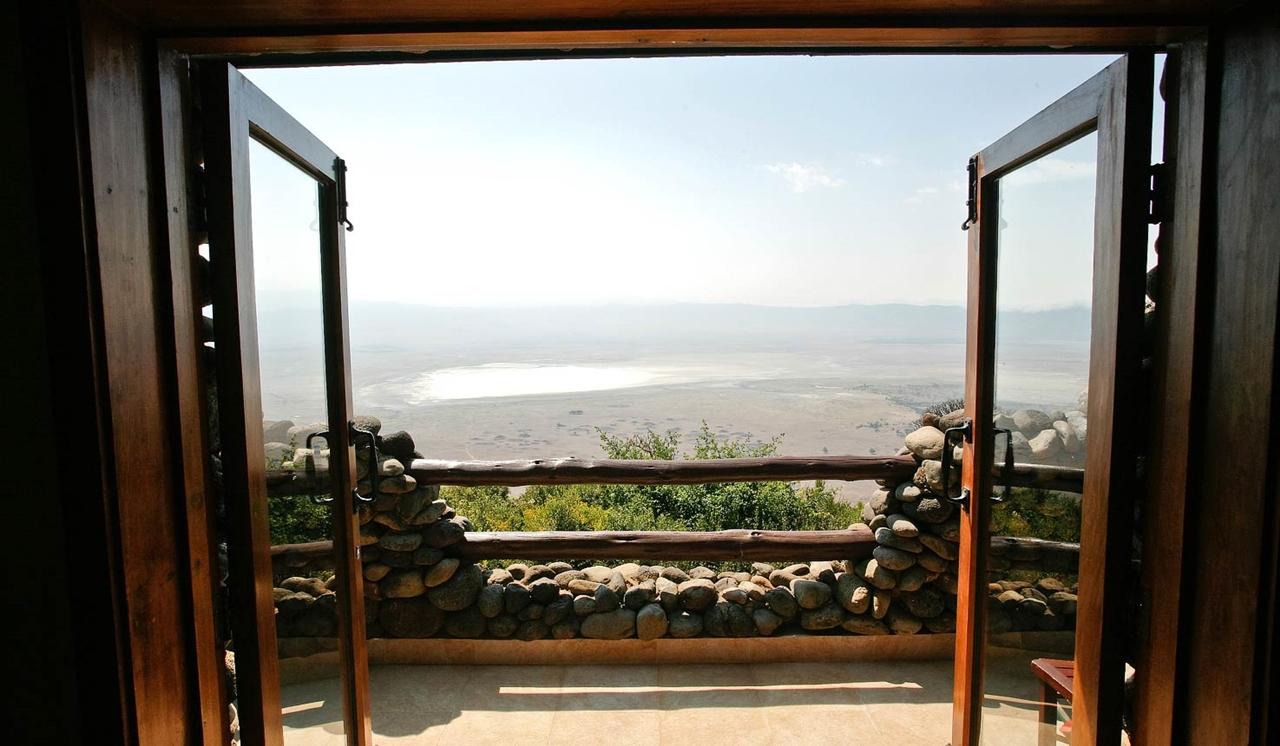Ngorongoro Serena Lodge  Lodges at Ngorongoro Crater