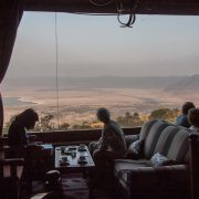 Ngorongoro Serena Lounge