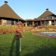 Ngorongoro Sopa Lodge view