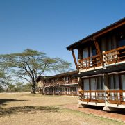 Seronera Wildlife Lodge rooms