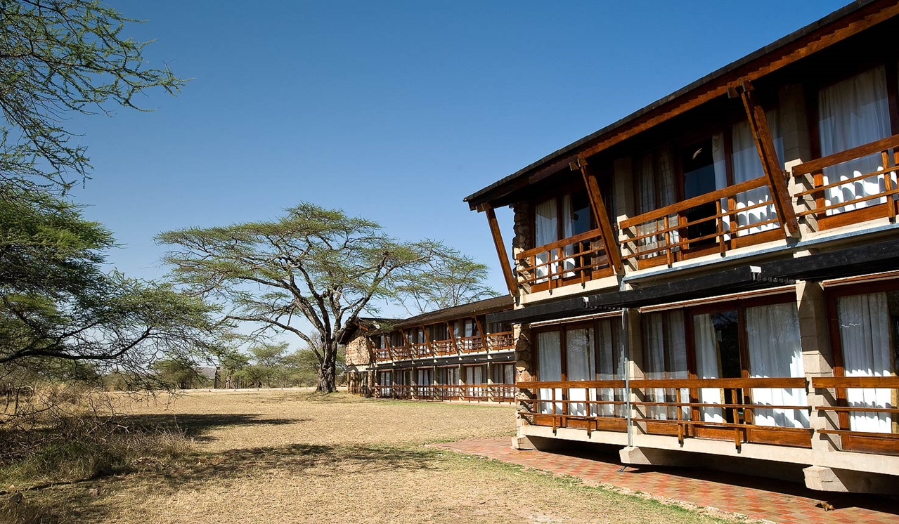 Seronera Wildlife Lodge | Serengeti Wildlife Lodge
