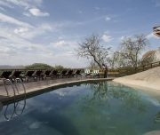 Seronera Wildlife Lodge pool