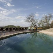 Seronera Wildlife Lodge pool
