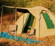 tent safari Tanzania