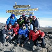 Mount Kilimanjaro Climbing Group