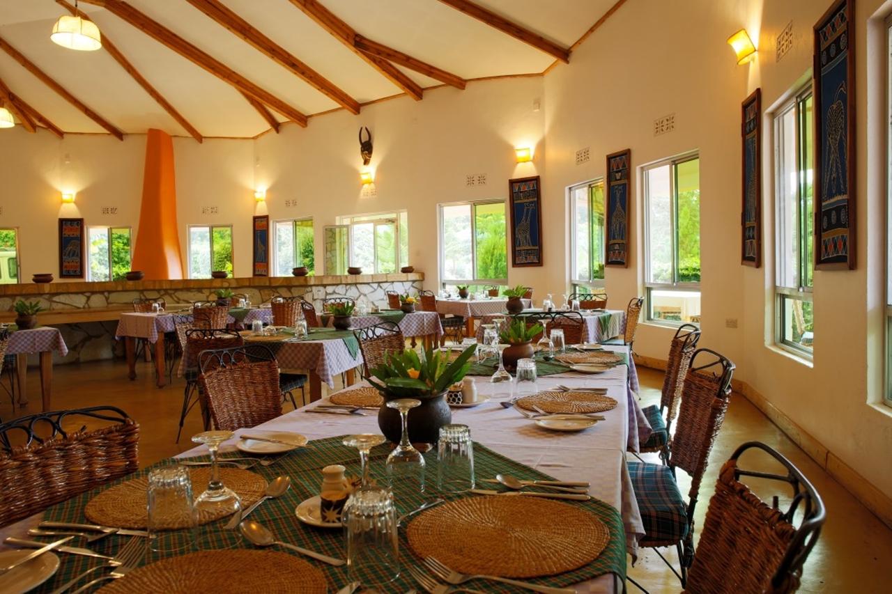 Country Lodge Karatu Mid Range Lodge At Ngorongoro Crater