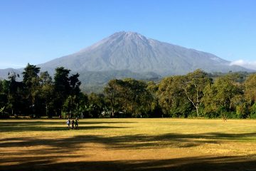 Mount Meru 4 Days Itinerary Treks