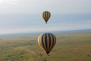 Hot Air Balloon Safari Ruaha