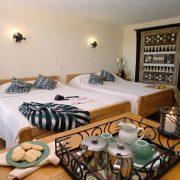 Ndutu Safari Lodge Family room