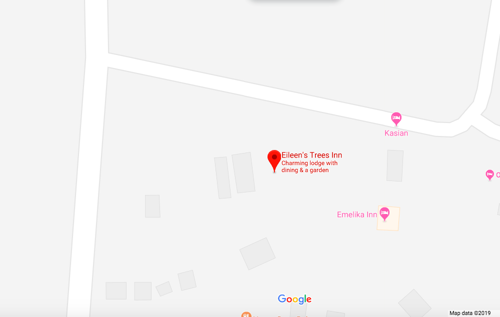 Eileen's Tree Inn Location