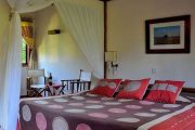 Arumeru river lodge double room