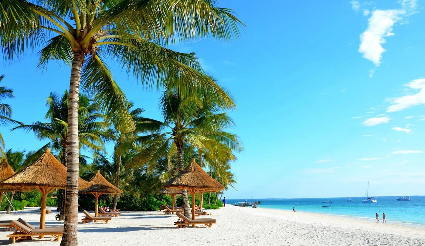 Zanzibar Beaches Tanzania Safari