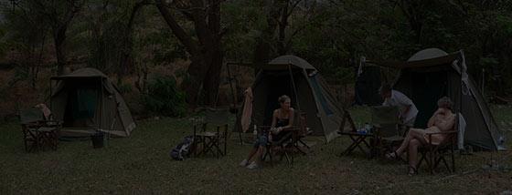 camping safari