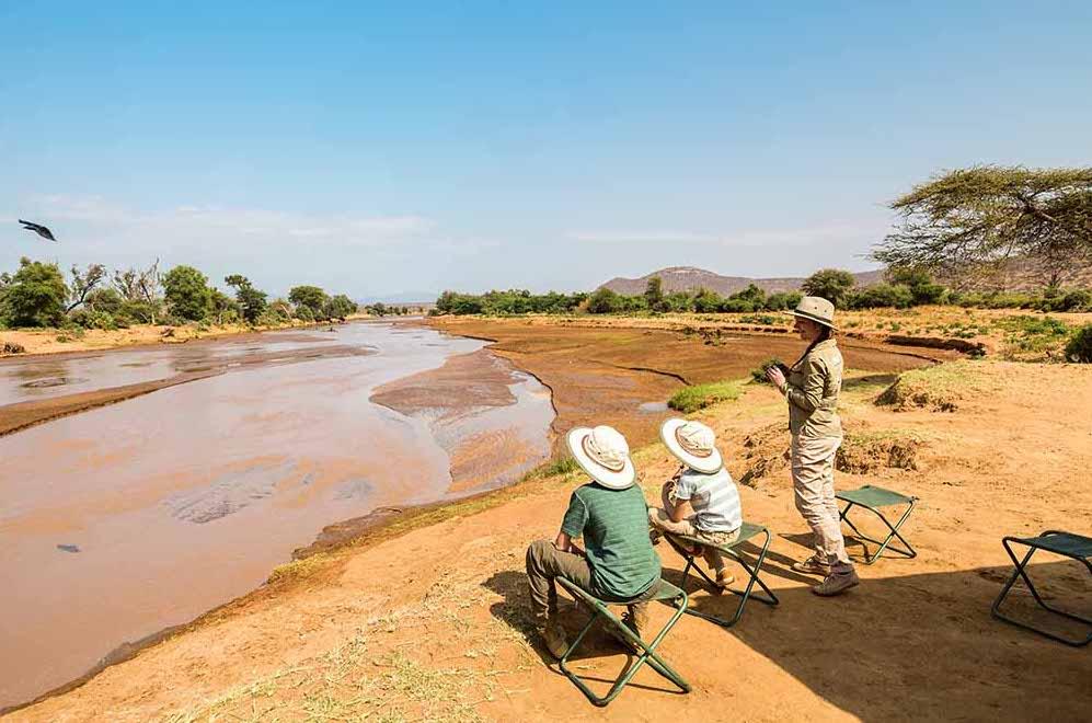 Family Tanzania Safari