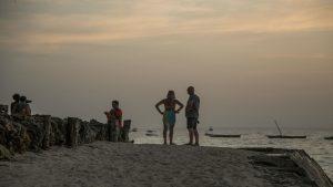 Nungwi Beach Zanzibar Tanzania