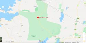 Osinon Camp Serengeti Location