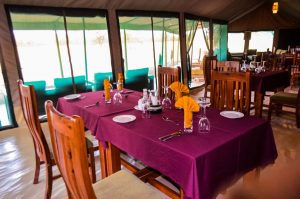 Restaurant Osinon Camp