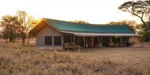 Osinon Tented Camp Serengeti