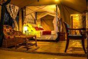 Osinon Serengeti camp Double room