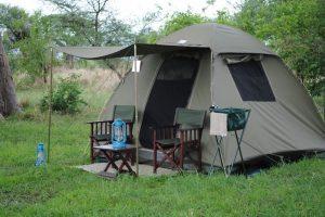 5 days Tanzania Budget Camping
