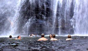 water falls Udzungwa