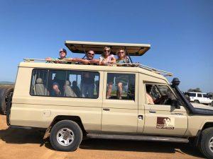 Safari Cars for Game Viewing