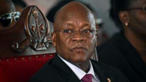 President magufuli is dead!
